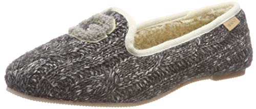 GANT Footwear Damen Lazy Niedrige Hausschuhe, Grau (Gray Melange G81), 38 EU