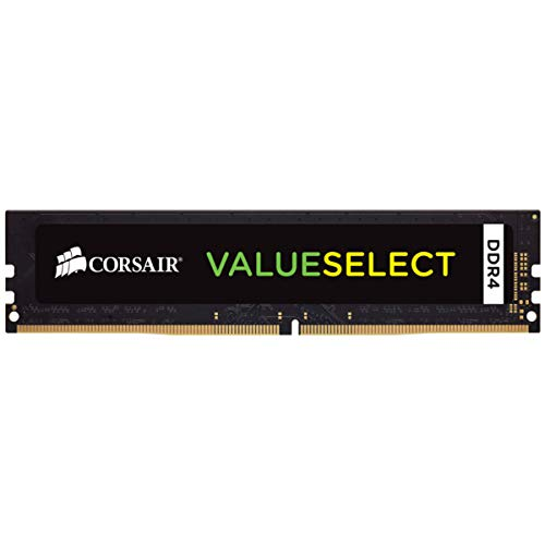 Corsair Value Select 32GB 1x32GB DDR4 2666MHz C18 Black