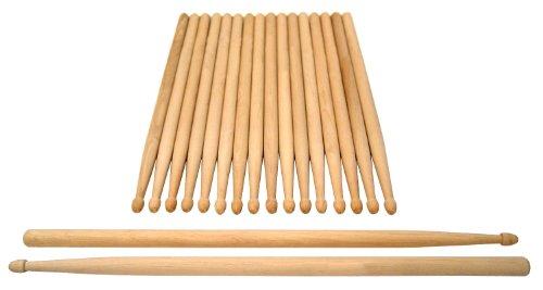 XDrum Baquetas 5B classic madera (10 pares)