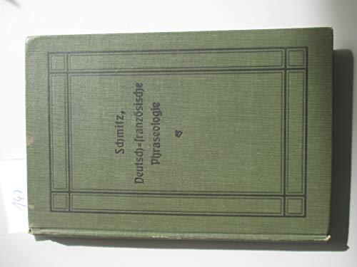 Deutsch - französische Phraseologie - 16. Auflage