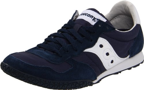 Saucony Women's Bullet-W, Navy/White, 6.5 M US