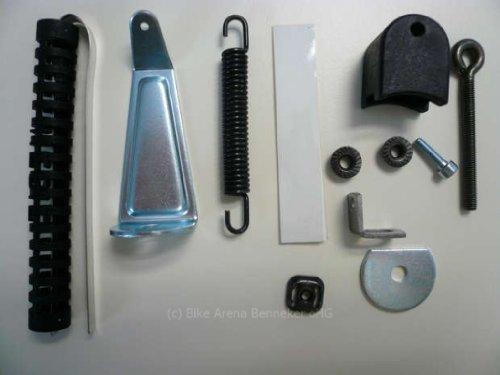 Hebie Lenkungsdämpfer-2154801000 Lenkungsdämpfer, schwarz, 5 x 5 x 3 cm