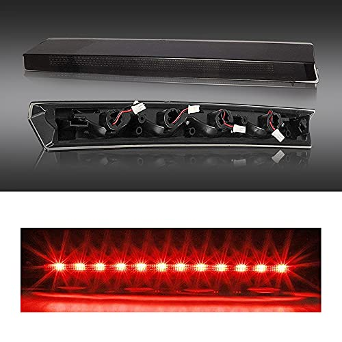 High Mount 3rd Stop Brake Lights, Compatible with 1999-2004 Ford Mustang Third...