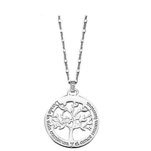 Lotus Silver Collar Árbol de la Vida LP1641-1/1 LP1641-1/1 Marca