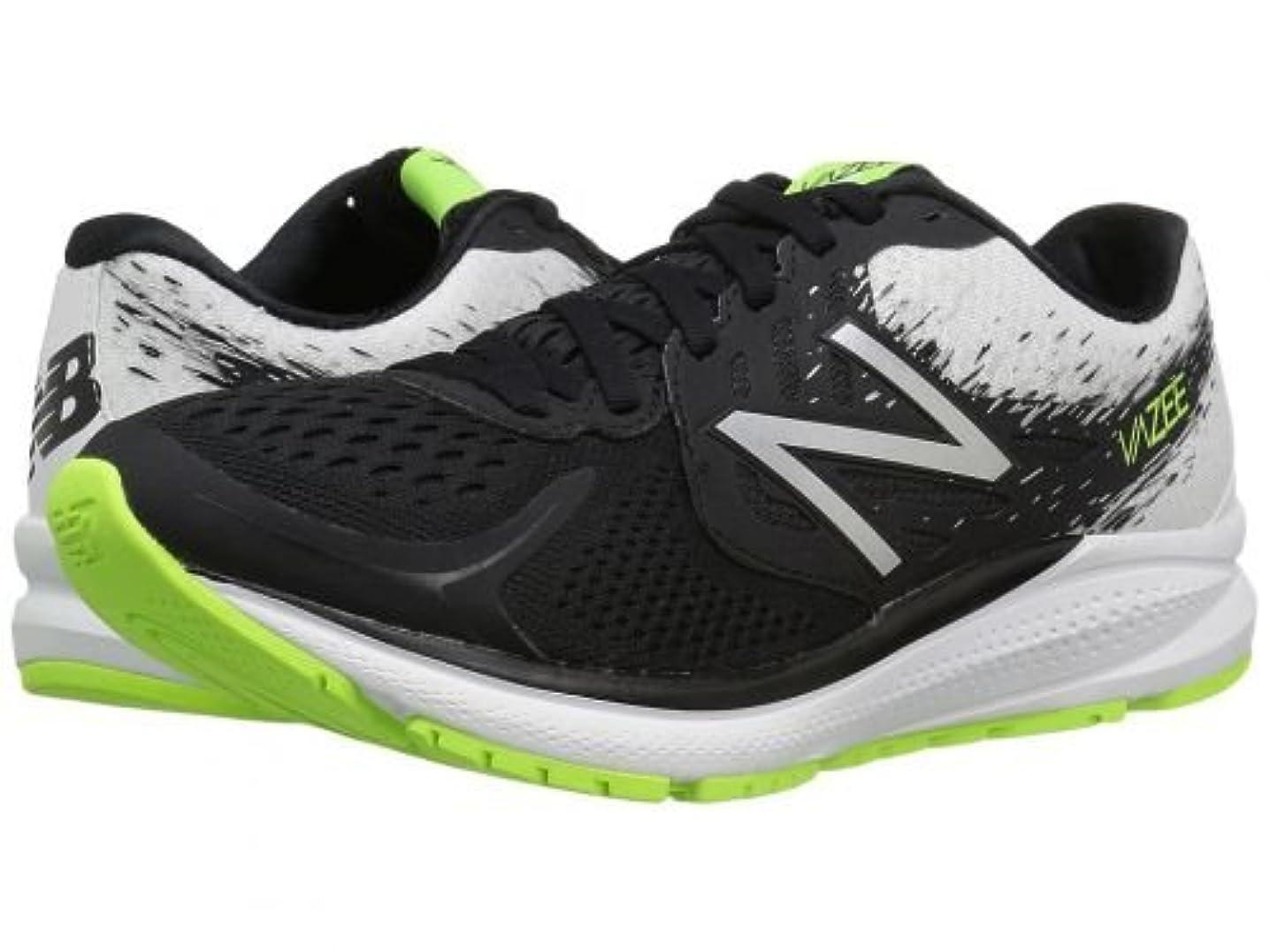 指紋司法彼女はNew Balance(ニューバランス) レディース 女性用 シューズ 靴 スニーカー 運動靴 Vazee Prism V2 - Black/Lime Glo [並行輸入品]