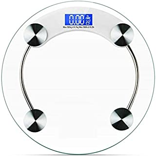 ZGQA-GQA Libra Electronic Scale 0.01 High Precision Blu-ray Smart Sensor Household Weighing Adult Weight For Human Health Weight Loss Weighing Balance