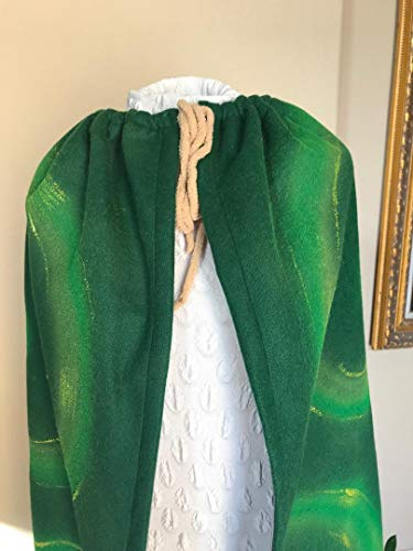 "Frozen Pabbie Bulda Hidden Folks Costume (48"" Length) Green"