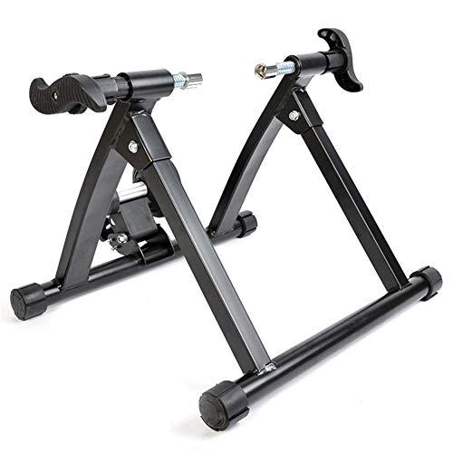 RONGW JKUNYU Accesorios Bicicleta Mountain Mountain Road Training Platform Turbo Trainer, Entrenador de Bicicleta for Interiores for Bicicletas de Carretera y montaña