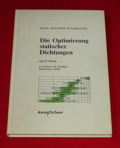 Die Optimierung statischer Dichtungen