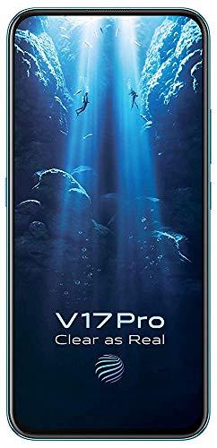 (Renewed) Vivo V17 Pro (Glacier Ice, 8GB RAM, 128GB Storage) with No Cost EMI/Additional Exchange Offers