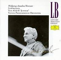 Mozart: Symphonies Nos. 40 & 41 / Bernstein