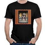 Photo de HAIZHENY Homme Emmylou Harris Elite Hotel Cotton Manches Courtes/T-Shirt Tee Large par