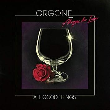 All Good Things (feat. Adryon De León)