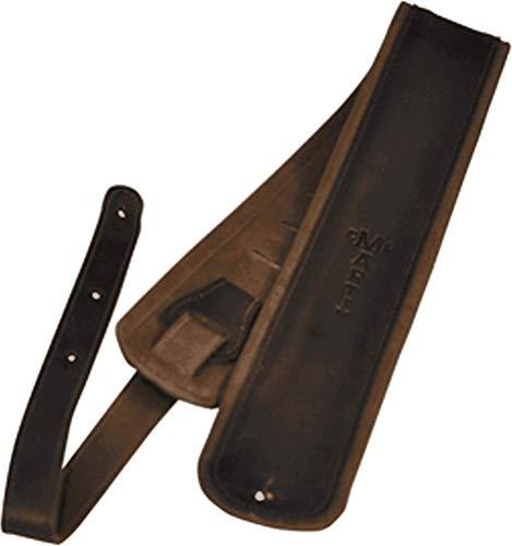 Martin Glove Leather Guitar Strap Black