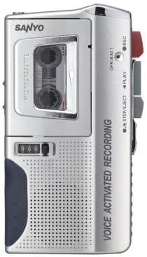 Max 57% OFF Sanyo - Microcassette Dictation Recorder Very popular Bu Model with TRC-590M