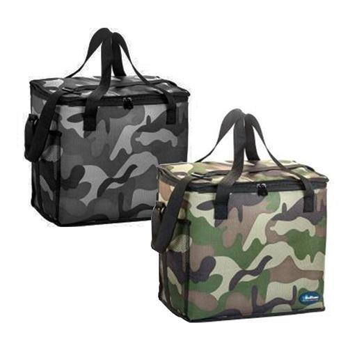 UNIFLAME SRL (FLA)- L.Militare Borsa Termica 22lt 025173, Multicolore, 22 Litri, 123