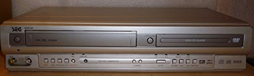 SEG DVC 51 DVD Player-VHS Videorekorder Kombi