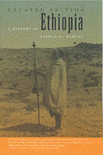 Marcus, H: History of Ethiopia