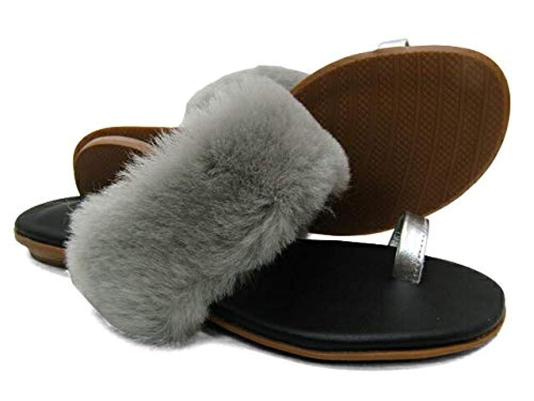 北米リベラル写真撮影エミュ レディース マートル ファー バーチ Women's MYRTLE FUR birch shoes シューズ 日本限定