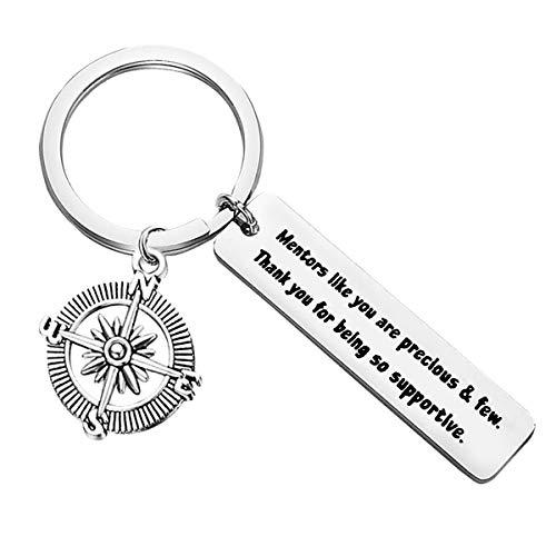 Boss Gift Appreciation Gift Keyring for Mentor Boss Keychain Keyring...