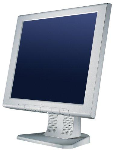Belinea 101715 43,2 cm (17 Zoll) TFT-Monitor weiß/beige