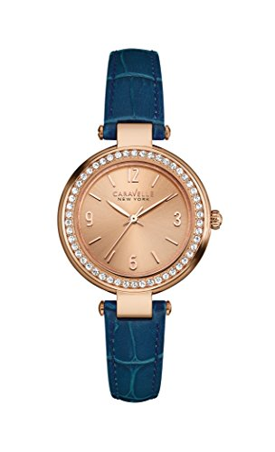 Caravelle New York Women's 44L178 Analog...