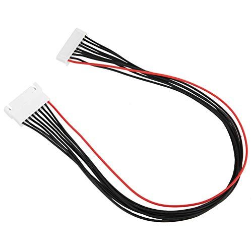 DAUERHAFT Confiable 8S 11.81in LiPo Balance Wire 10pcs Accesorios electrónicos para avión RC