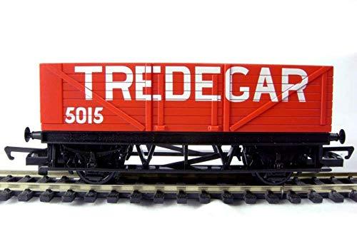 Hornby R6370 Railroad Tredegar LWB Open 00 Gauge Wagon