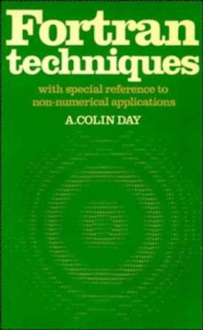 Fortran Techniques with Special Reference to Non-numerical Applications