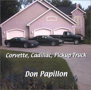 Corvette Cadillac Pickup Truck