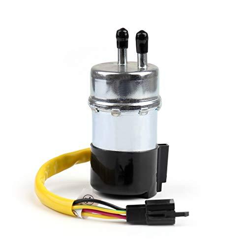 Artudatech Motorrad-Kraftstoffpumpe, 6,5 mm Ersatz Diesel/Benzinpumpe für Suzu-ki RF400 RF600 RF900 VZ800 GSX1100G, für Kawasa-ki Ninja ZX10