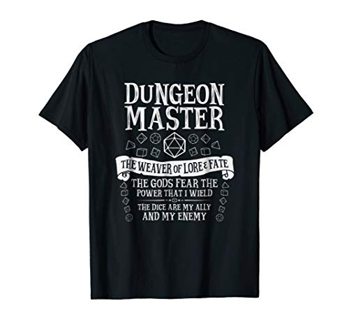 Dungeon Master : The Weaver of Lore and Fate - Fantasy DnD
