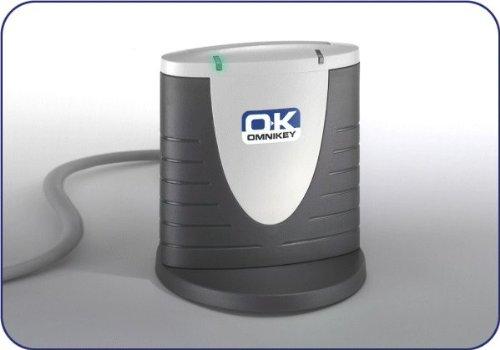 Omnikey HO3121 - Lettore Smart Card, USB2