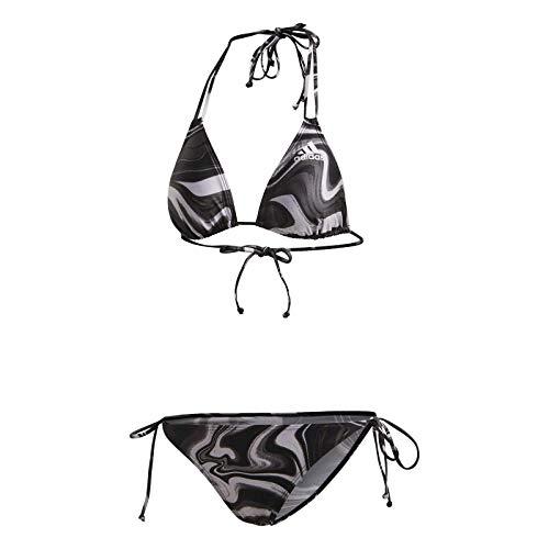 adidas Damen Glam On Bikini, Glogry/Black, M