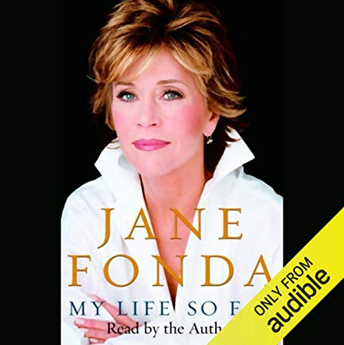 Don Katz Interviews Jane Fonda cover art