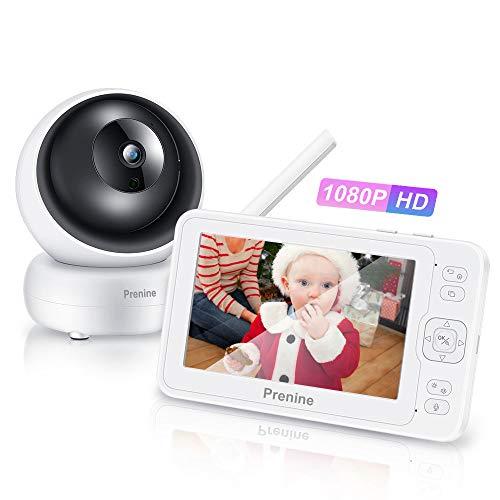Prenine Babyphone mit Kamera 5