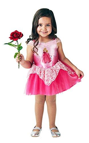 Rubie's officiële Disney prinses Aurora slapen schoonheid Ballerina kinderen kostuum