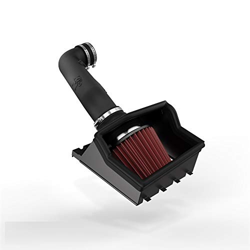 K&N Cold Air Intake Kit: High Performance, Increase Horsepower: 50-State Legal: Compatible with 2011-2014 Ford F150, 5.0L V857-2581