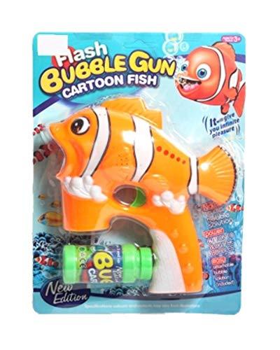 Nieuw! Bubble Gun bellenblaaspistool - bellenblaaspistool voor kinderen merk HUKITECH speelpistool Bubbler Soap Bubbles pistool