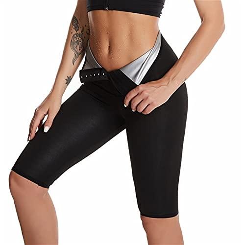 Pantalones de sauna Pantalones deportivos de secado rápido Sport Fitness Mallas térmicas de neopreno Leggins Adelgazantes Anticelulitis Adecuado ( Color : 5 Divided , Size : XXXX-Large/XXXXX-Large )