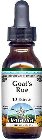 Goat's Rue Glycerite price Super sale Liquid Extract Flavored 1:5 - Chocolate