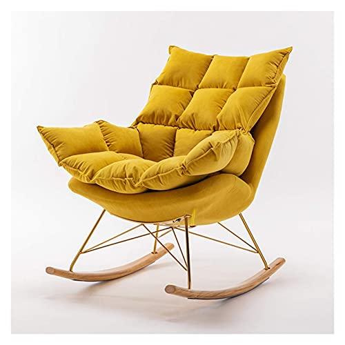 KUYH Sillón reclinable para sala de estar, sofá perezoso, tatami, sala de estar, oficina, moderna y simple