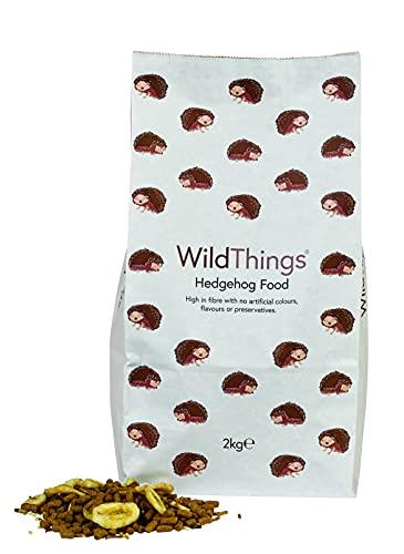2 kg WildThings Hedgehog alimentaire
