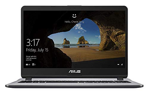 ASUS Vivobook X507UA-EJ838T 15.6-inch Laptop (7th Gen Intel Core i3-7020U Processor 2.3 GHz (3M Cache)/8GB/1TB HDD/Windows 10/Intel HD Graphics 520...