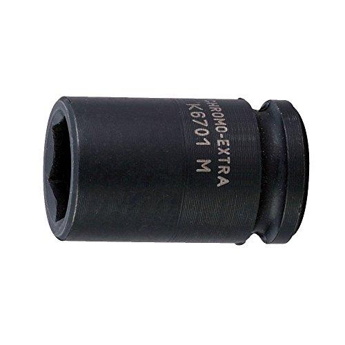 Bahco K6701M-11 BHK6701M-11 Douille à choc, Argent, 11 mm