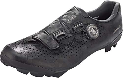 Shimano RX8 SPD Shoes Size 45 Black