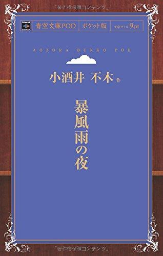 暴風雨の夜 (青空文庫POD(ポケット版))