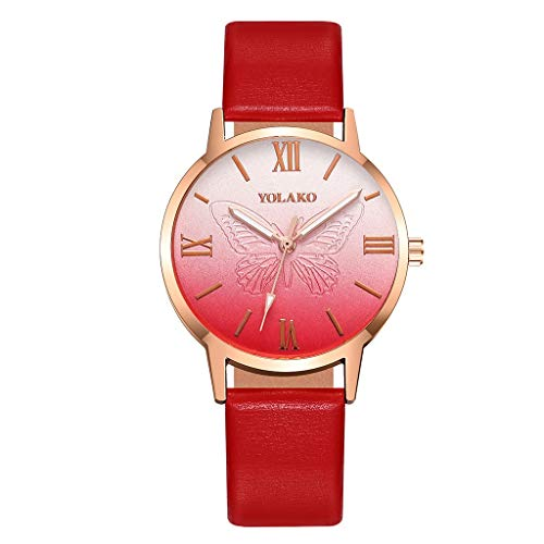 Letdown Watch Sleek Minimalist Gold Frosted Stainless Leather Belt Ladies Quartz Watches for Women Simple Under 5 Best Gifts for Lovers