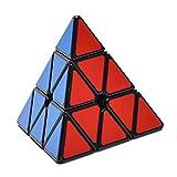 EACHHAHA Standard Triangle Pyraminx Pyramid Smooth Speed Reliable...