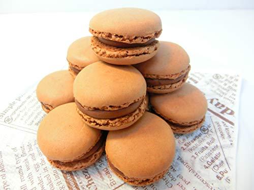 ベルギー産 マカロン チョコレート 12個入り 高級 ・マカロン ショコラ・